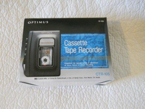 Cassette Recorders