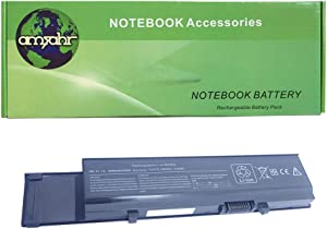 Amsahr Replacement Battery for Dell V3300, Vostro 3300N, Vostro 3350, 0XXDG0, 07W5X0, 7W5X09C, 312-1007