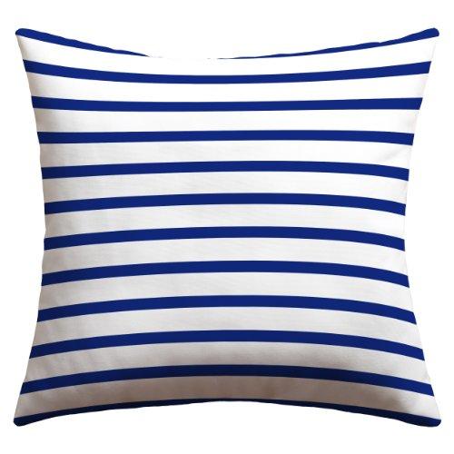 Deny Designs Holli Zollinger Nautical Stripe Outdoor Throw Pillow, 26 x - Fun Coupons Warehouse
