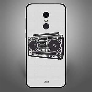 Xiaomi Redmi Note 5 Antique Radio