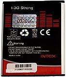 Intex 1400 Mah I-3G Strong Lithium Ion Battery For Intex Aqua 3G Strong