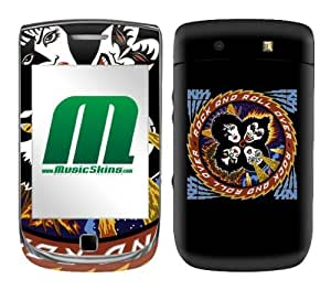 MusicSkins, MS-KISS20199, KISS - Rock And Roll Over, BlackBerry Torch (9800), Skin