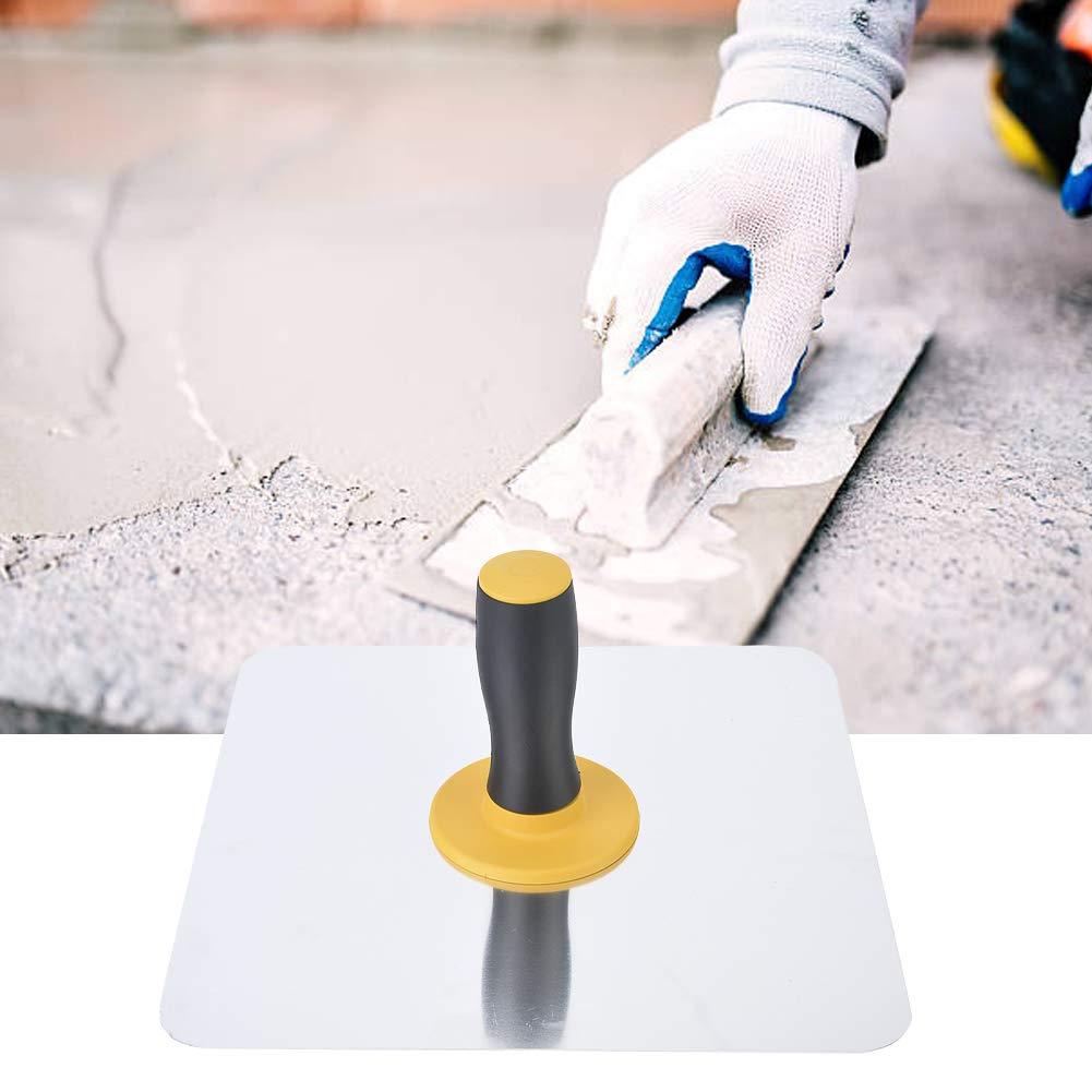 Aluminum Hawk Durable Small Size Plastering Hawk Square Type Ergonomic for Drywall Drywall Tool Masonry Masonry Hand Trowel