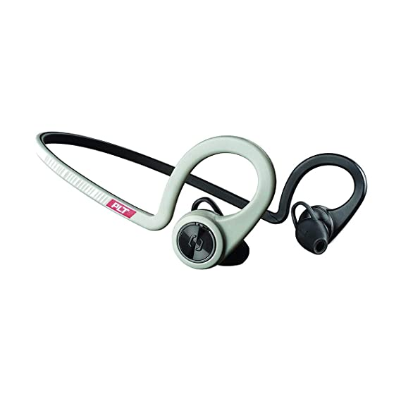 1c23a8ba5ad Image Unavailable. Image not available for. Color: Plantronics BackBeat FIT  Wireless Bluetooth Headphones - Waterproof ...