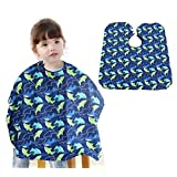 Child Kid Shark Barber Salon Hair Cutting Hairdressing Cape Grow Apron by Abcstore99