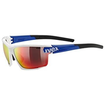 Uvex sportstyle 113 Fahrradbrille WHITE ONE SIZE vPG4cQXPAx