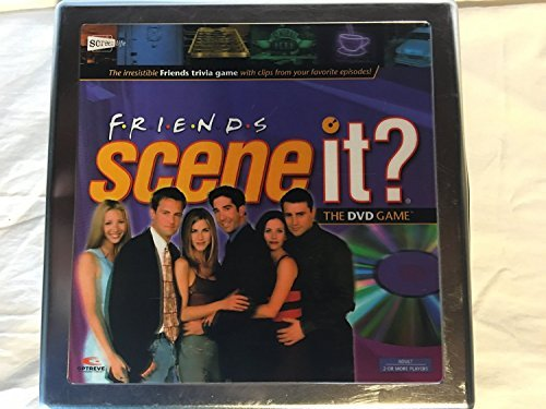 Friends Scene It? The DVD Game - Tin by Sceenlife, LLC