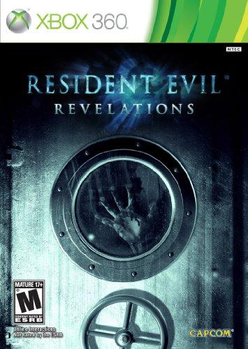 Resident Evil: Revelations - Xbox 360 (Resident Evil For Xbox 360)