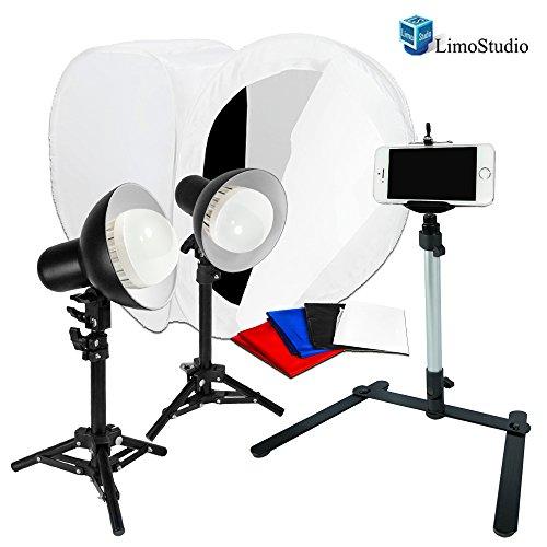 LimoStudio Lighting Tripod Shooting AGG1850