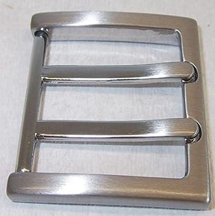 1 fermoir boucle de ceinture boucle 3,4 cm Argent inoxydable 08.154.2148 669156804fb