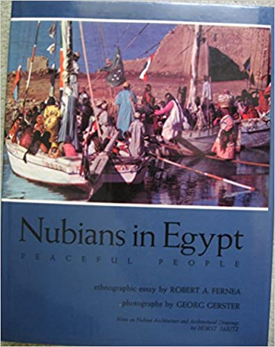 Nubians in Egypt: Peaceful People