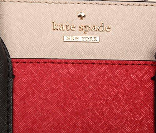 Kate Spade Damen Umhängetasche Cameron street mini candace rossomulti PXRU6669-620 ICU2u