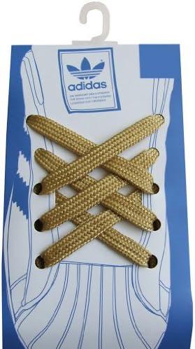 adidas Sneaker Superstar Lacci Oro Taglia L 180 cm: Amazon