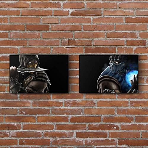 Mortal Kombat 11 Painting Set - Scorpion -