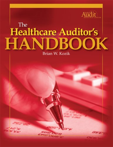 Download The Healthcare Auditor's Handbook pdf epub