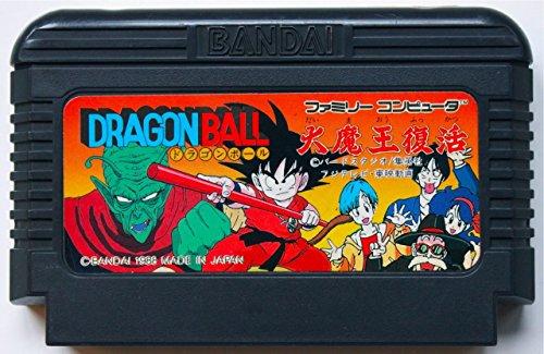 Dragonball Shenlong Famicom Japanese Nintendo DS