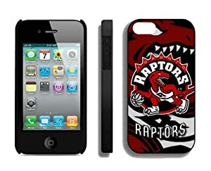 Cool Design Apple Iphone 4s Case NBA Toronto Raptors Cheap Personalised Iphone 4 Protective Cover