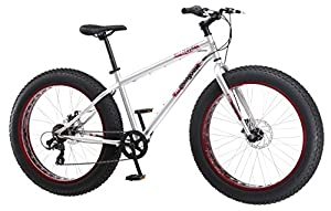 Amazon.com : Mongoose Men's Malus Fat Tire Bicycle