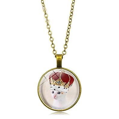 MXWY Collar De Aleación Accesorios para Gatos Colgante De ...