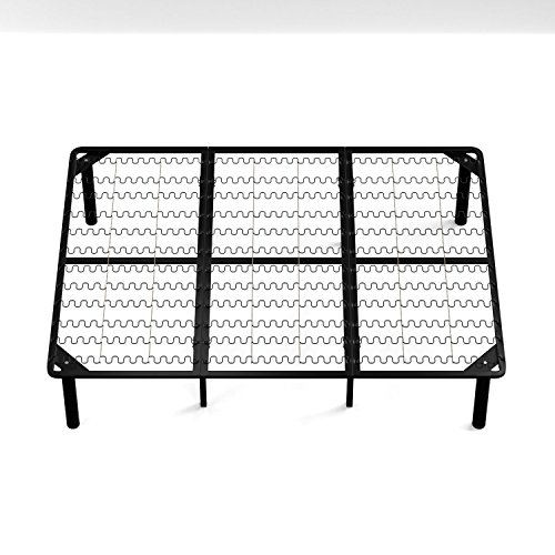 Handy Living 2-in-1 Bed Frame and Box Spring Combination, Queen - bedroomdesign.us