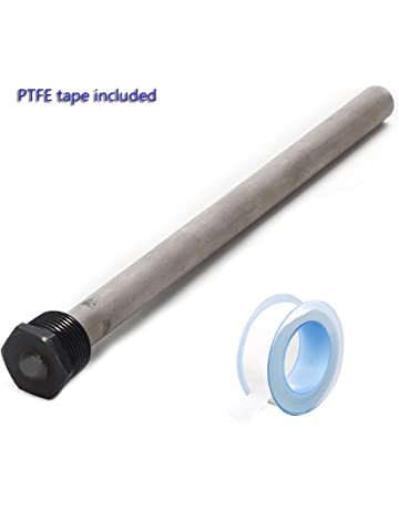 【2018 UPGRADE】Eleventree RV Water Heater Anode Rod,Magnesium anode rod for Suburban