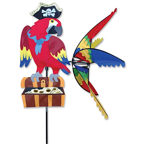 Pirate Parrot Spinner (Windsock Halloween Costume)