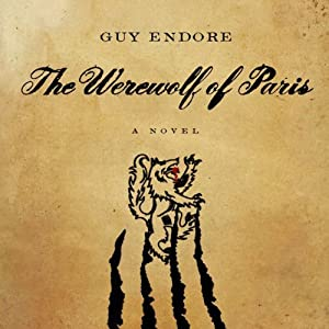 The Werewolf of Paris Audiobook