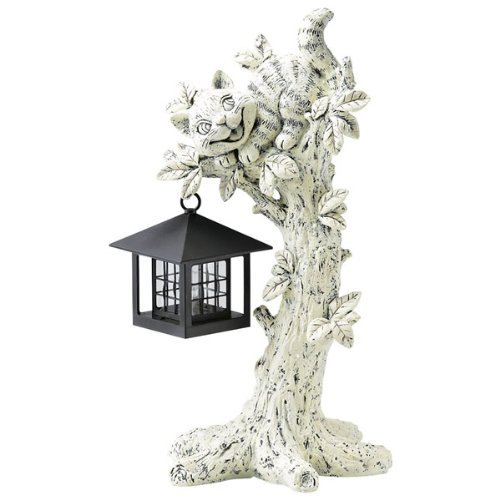Storage Cheshire - Wonder Garden hanging solar light Cheshire Cat-SR-0952