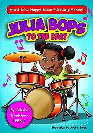 Julia Bops to the Beat