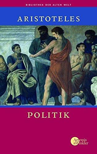 Politik: Der Staat der Athener (Bibliothek der Alten Welt)