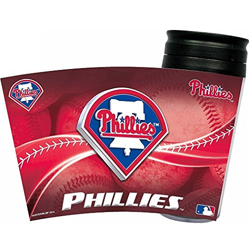 MLB Philadelphia Phillies Insulated Travel Tumbler ()