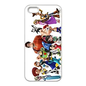 Disney Infinity Fall Holiday Character Lineup Case Cover For iphone 4s Case