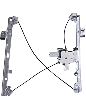 a-premium front passenger power window regulator w/motor for chevrolet  silverado tahoe gmc