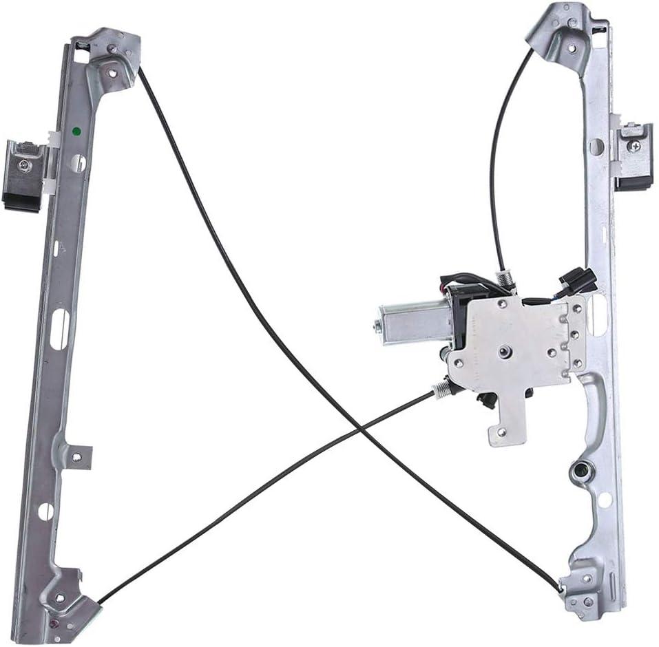 amazon com window regulators \u0026 motors replacement partsa premium front passenger power window regulator w motor for chevrolet silverado tahoe gmc