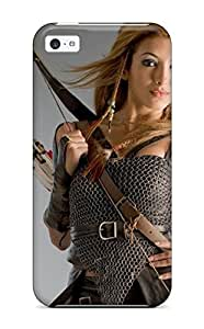 ThomasSFletcher Snap On Hard Case Cover Kr?d M?ndoon And The Flaming Sword Of Fire Protector For Iphone 5c wangjiang maoyi