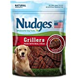 Nudges Steak Grillers Dog Treats, 36 Ounce