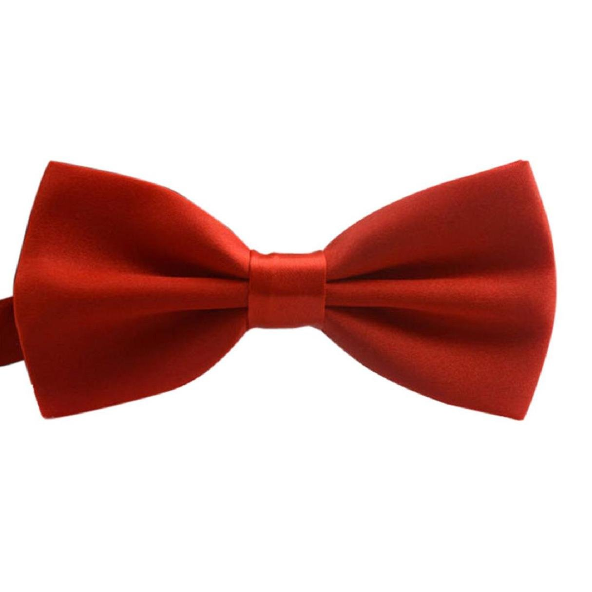 Classic Novelty Mens Adjustable Tuxedo Wedding Bow Tie Necktie Witspace Tuxedo Neckties