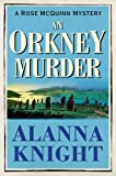 An Orkney Murder by Alanna Knight front cover