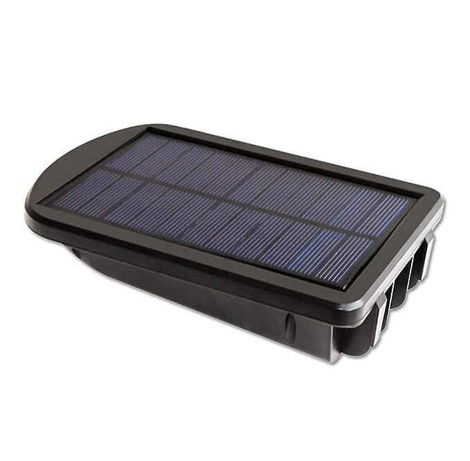 HUI LIGHT Seguro Foco Proyector LED,Solar Resistente Al Agua ...