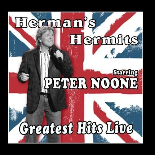 Price comparison product image Herman's Hermits Greatest Hits (LIVE) by Herman's Hermits Starring Peter Noone (2009-09-01)