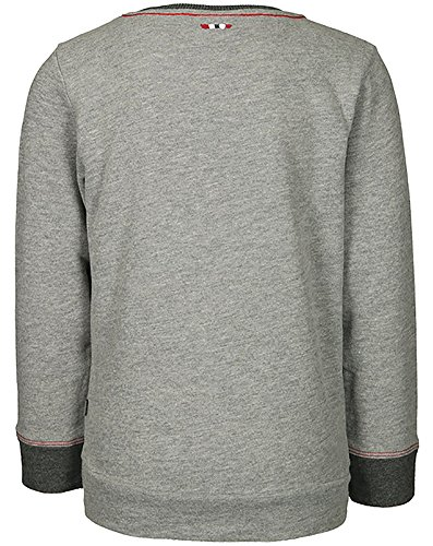 Sweat Garçon Garçon Grey Grey shirt Napapijri Grey Sweat Napapijri shirt shirt Napapijri Garçon Sweat qfvfH