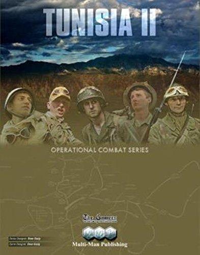[해외]MMP: Tunisia II Boardgame 2nd edition in the Operation Combat Game Series / MMP: Tunisia II Boardgame, 2nd edition, in the Operation Combat Game Series