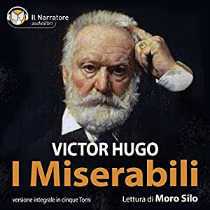 I Miserabili Audiobook