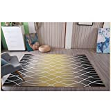 Fashion Geometry Home Rugs - MeMoreCool Seven Patterns No Fading Anti-slipping Simple Style Living Room Tea Table Carpets 47 X 71 Inch
