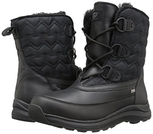 Black Ugg Lachlan Women's Boot Winter 1IwxwvqT
