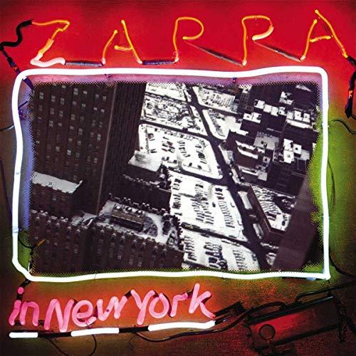 Zappa In New York [40th Anniversary][5 - Anniversary Cd