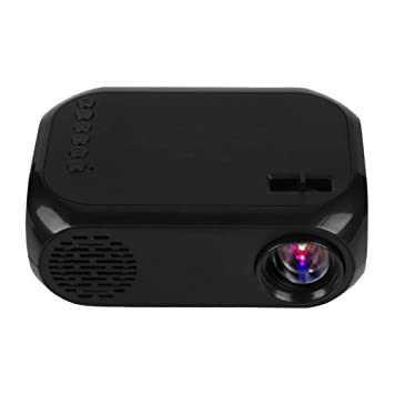 ALWAYZZ Mini 2 Proyector LED portátil para el hogar TF ...