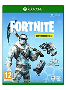 Fortnite: Deep Freeze Bundle (Xbox One)