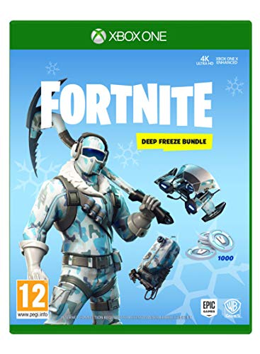 Fortnite: Deep Freeze Bundle (Xbox One) for sale  Delivered anywhere in USA