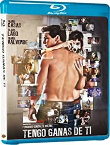 Tengo Ganas De Ti [Blu-ray]